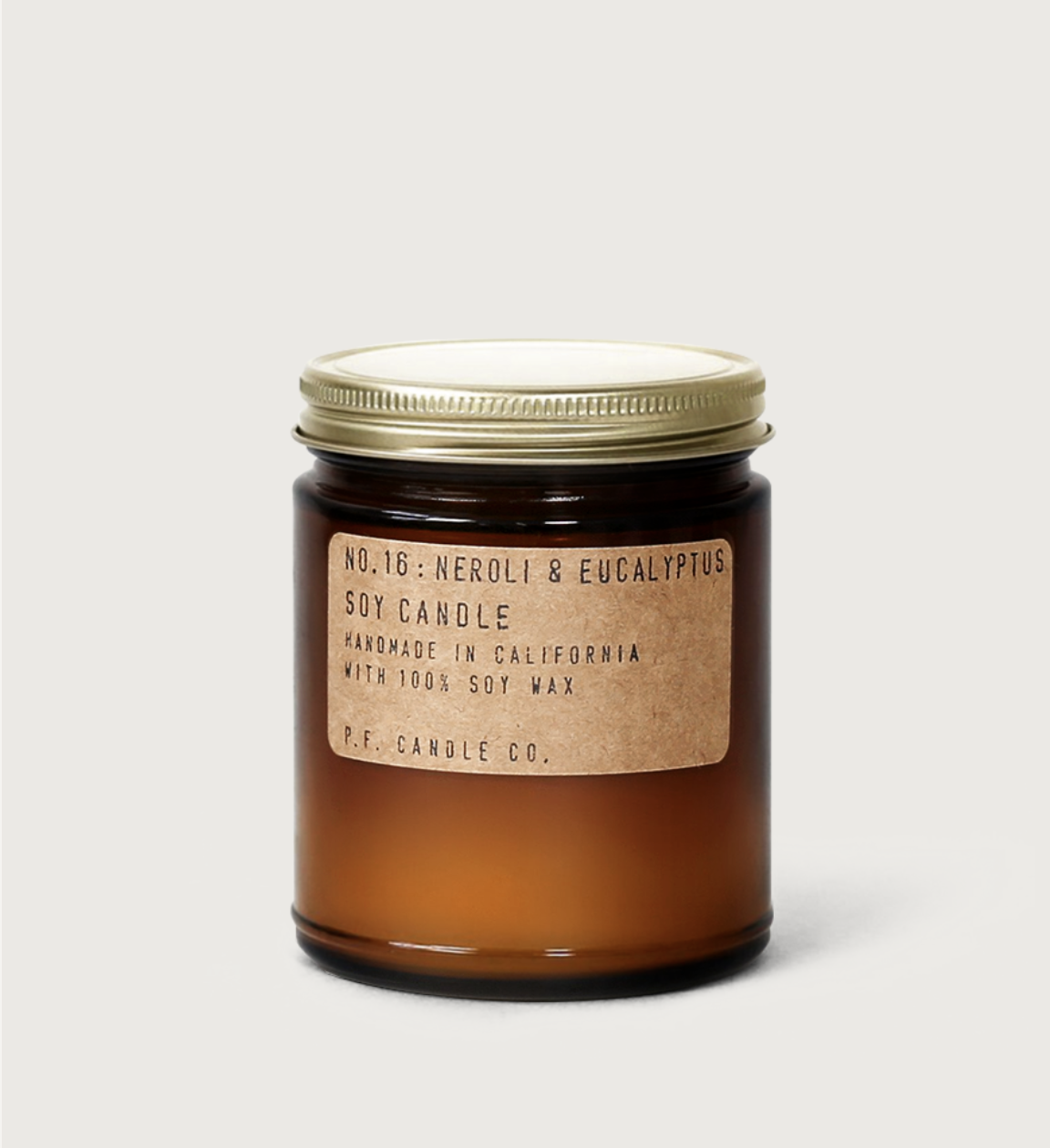 P.F. Candle Co. Neroli + Eucalyptus
