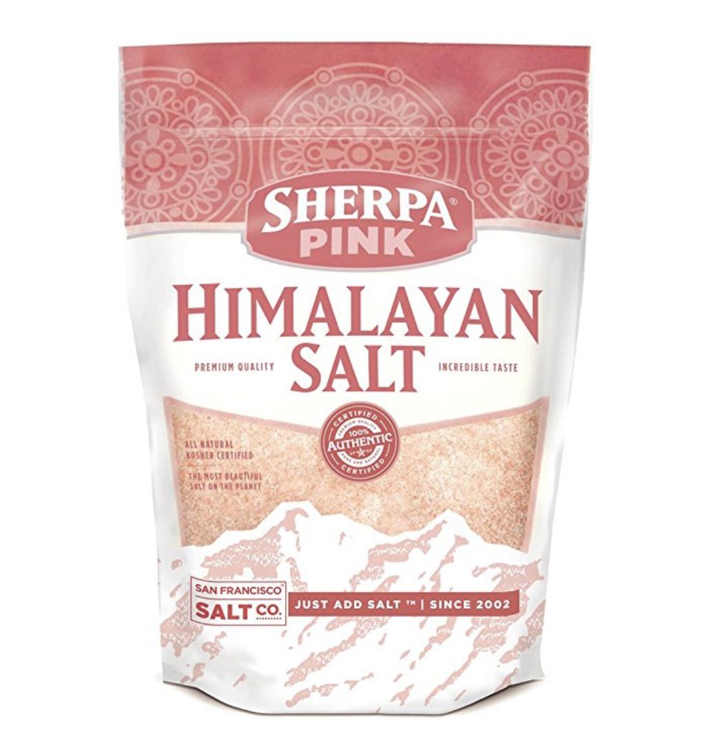 San Francisco Salt Co. Himalayan Pink Salt