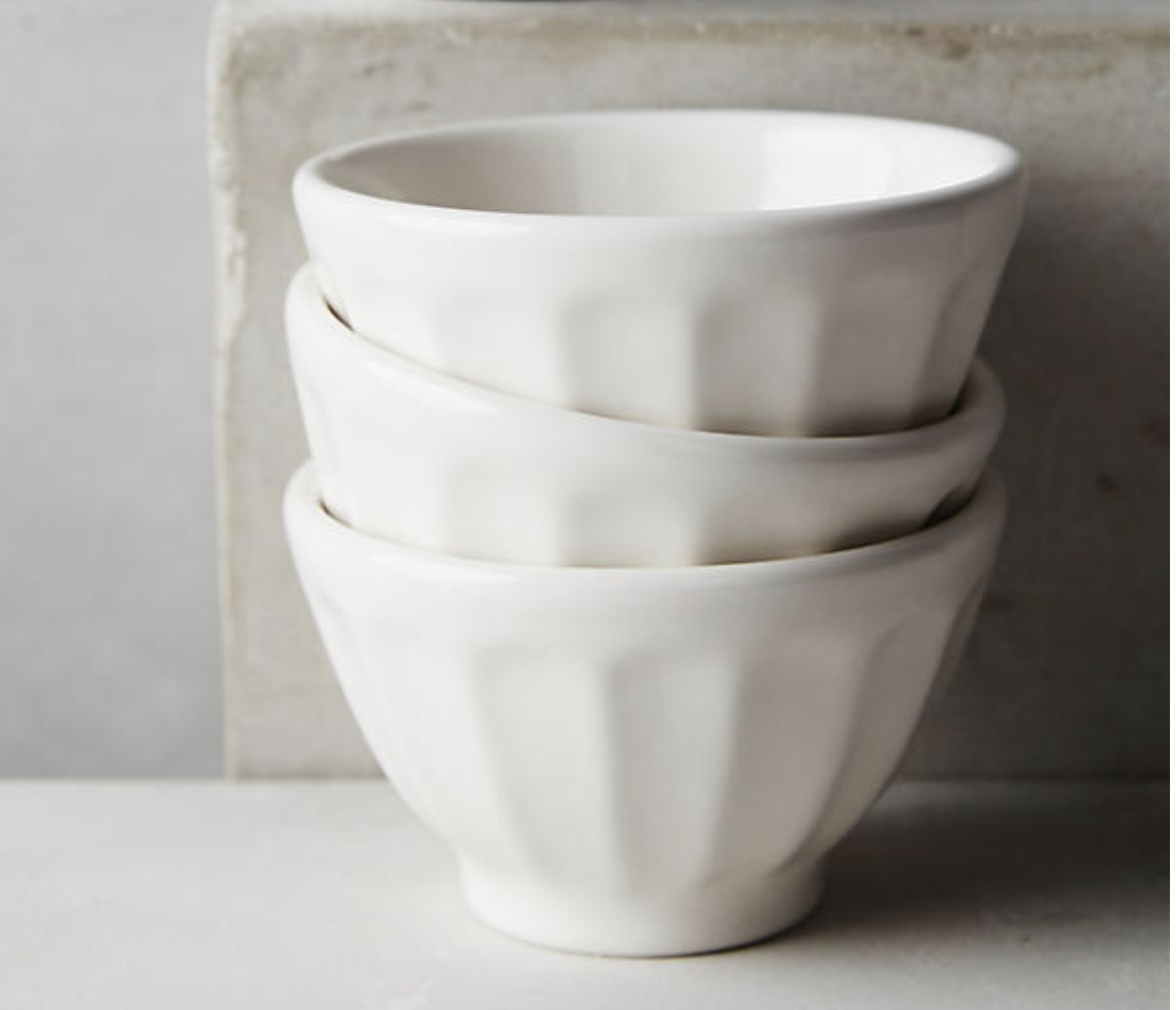 Anthropologie Mini Latte Bowl