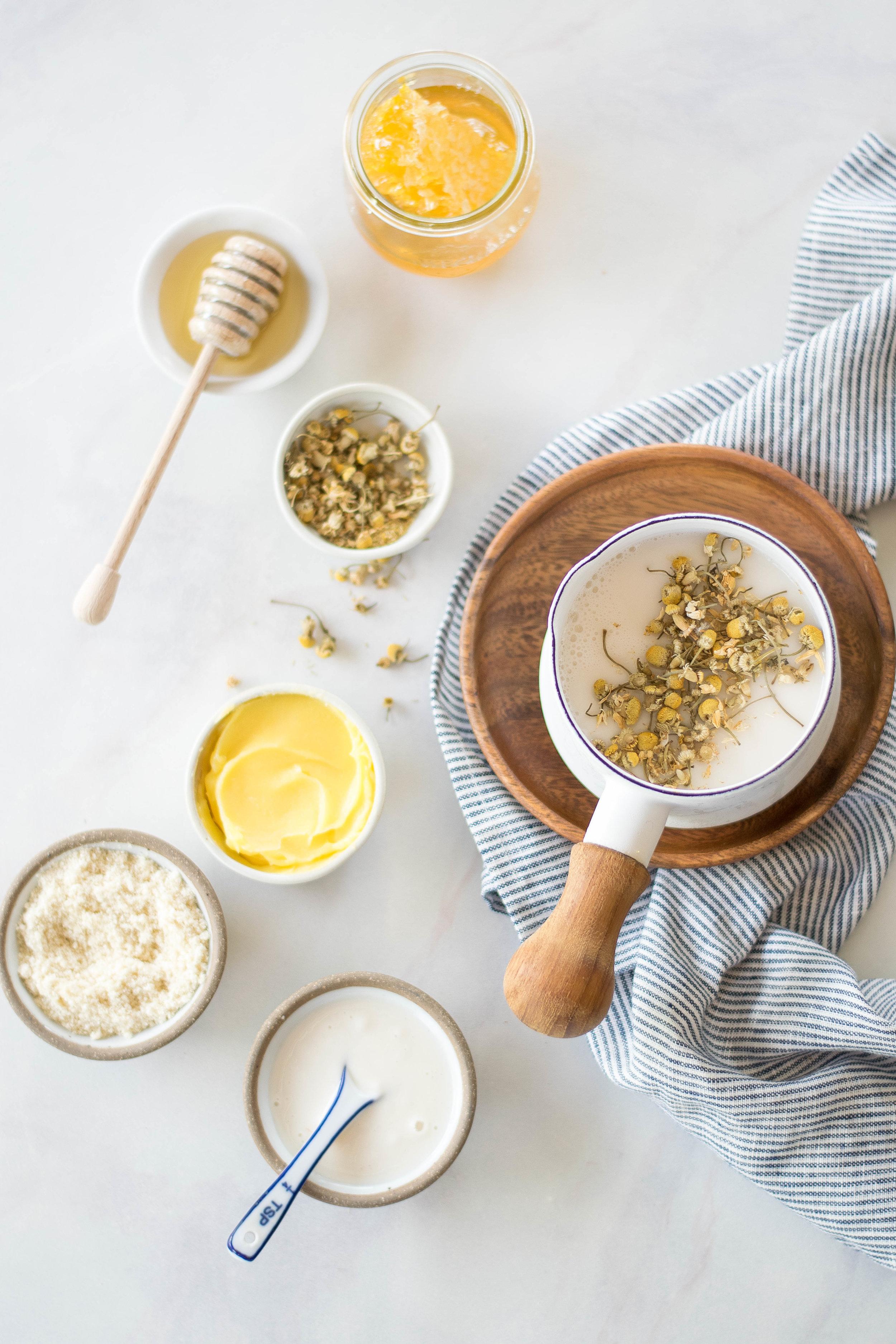 Goodnight Moon Milk | Three Sleepytime Tonics | All Purpose Flour Child