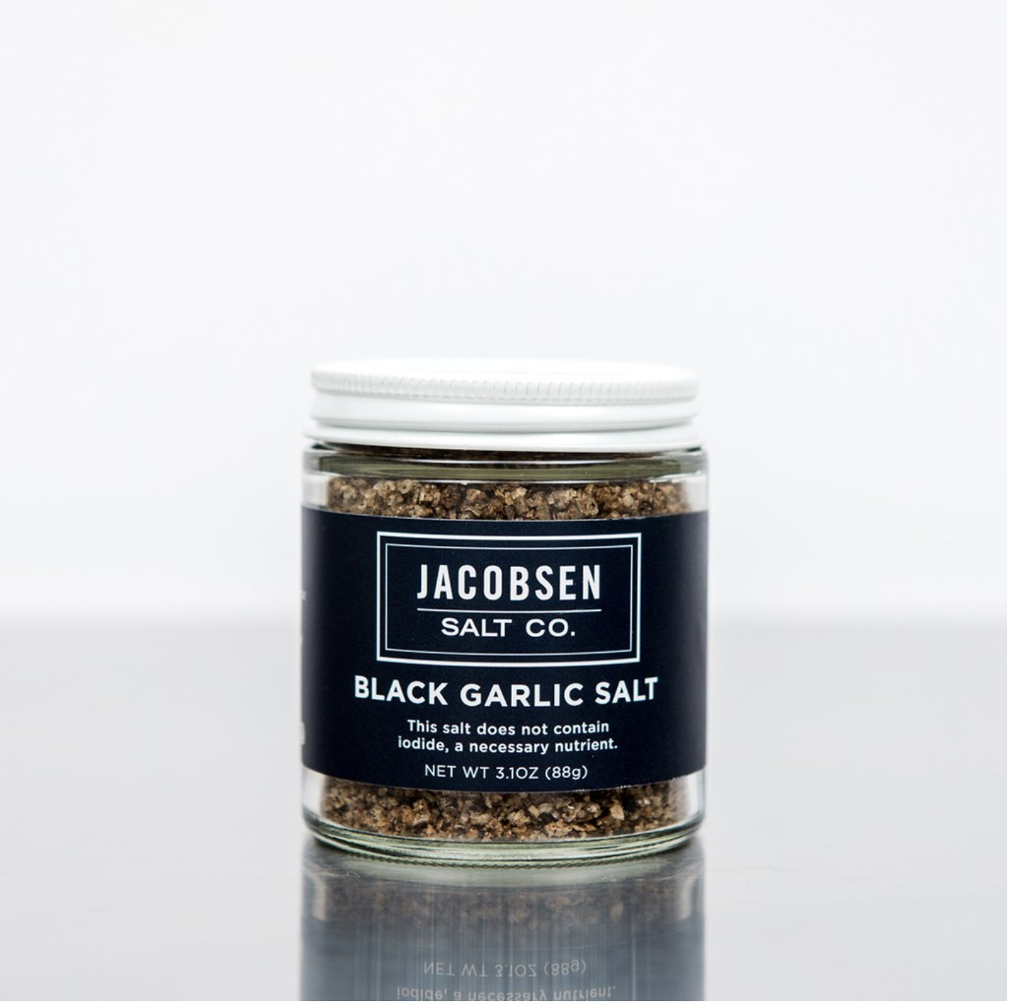 Jacobsen Salt Co. Black Garlic Salt
