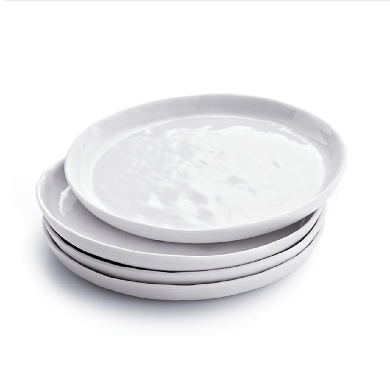 Crate & Barrel Mercer Salad Plate