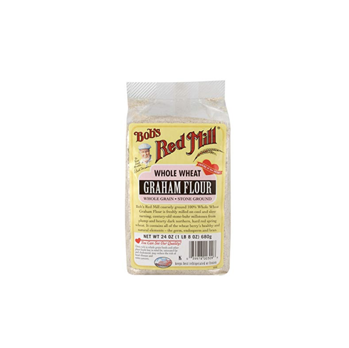 Bob's Red Mill Graham Flour