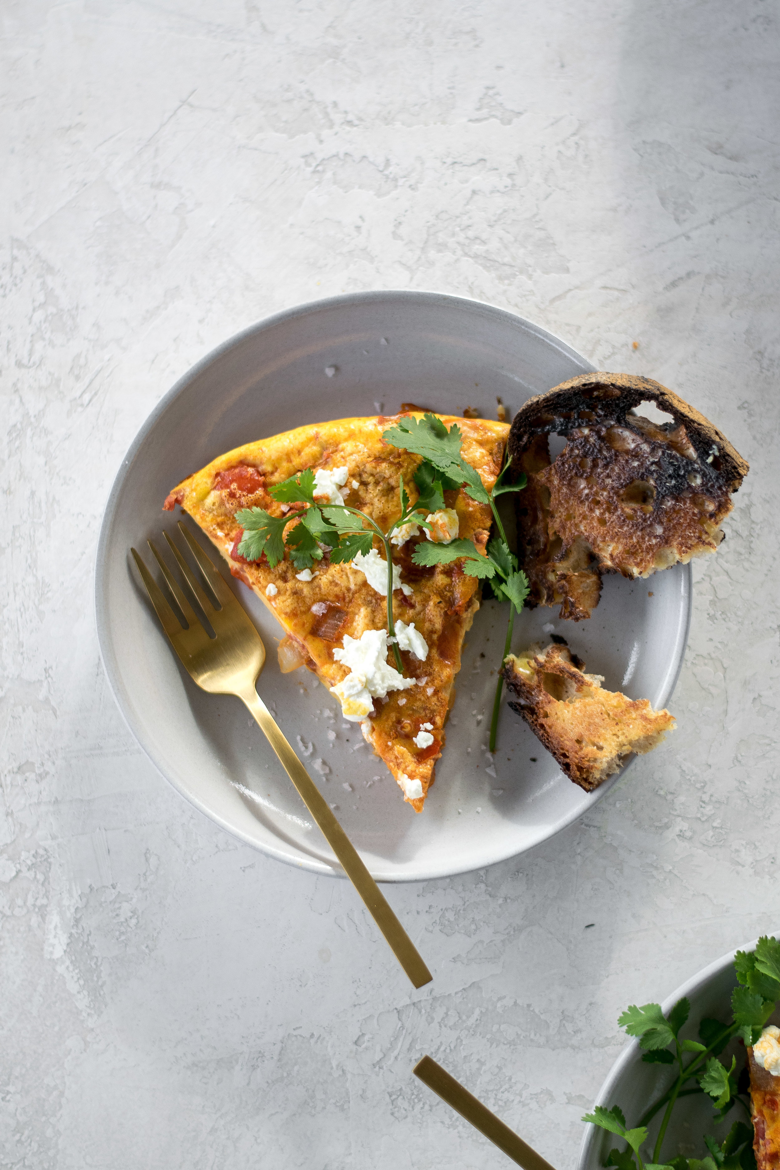 Shakshuka Frittata | All Purpose Flour Child