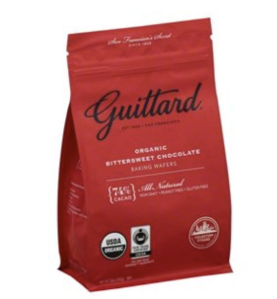 Guittard Chocolate Wafers