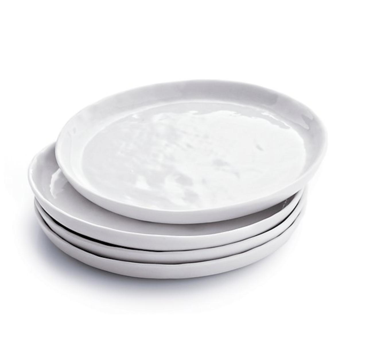 Crate & Barrel appetizer plates