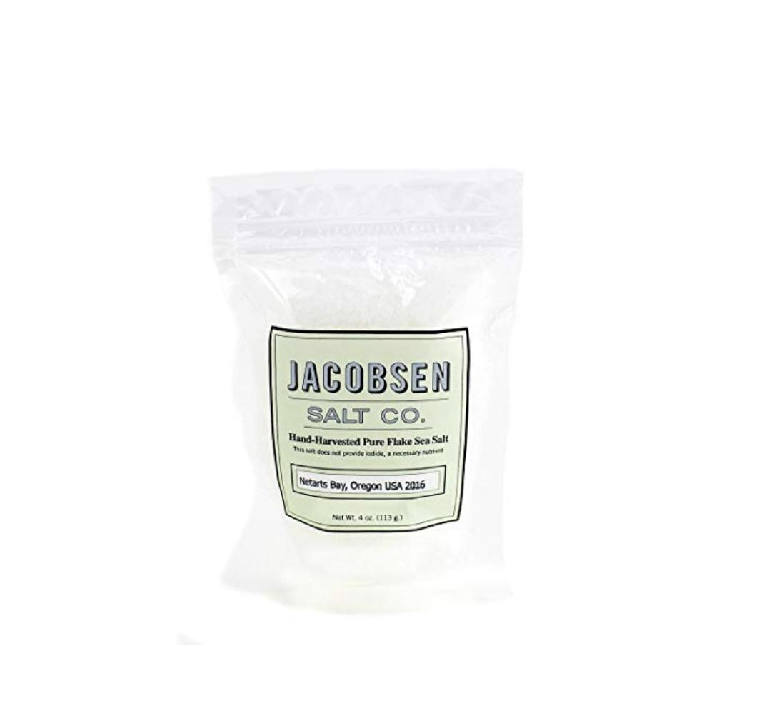 Jacoben Pure Flake Salt