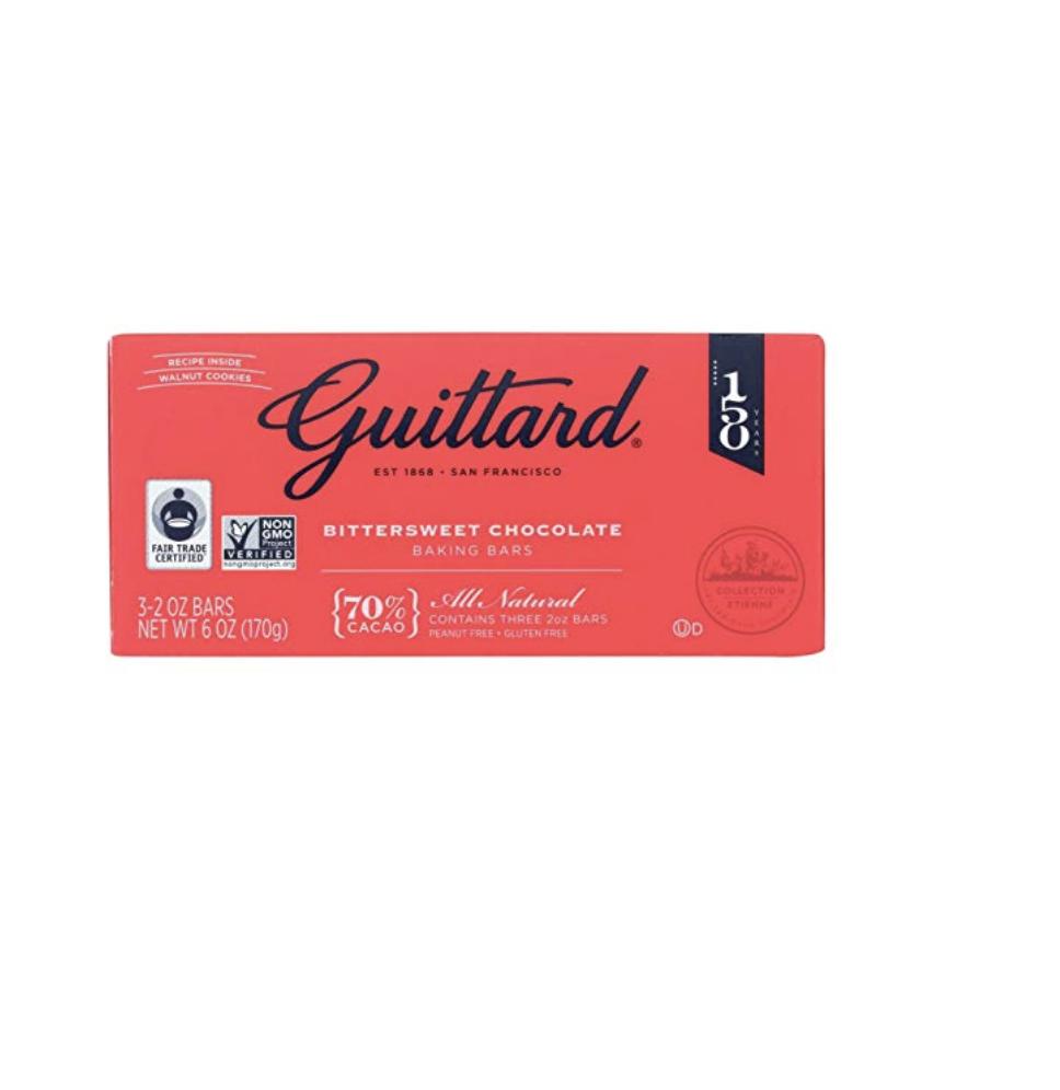 Guittard 70% Dark Chocolate Bar