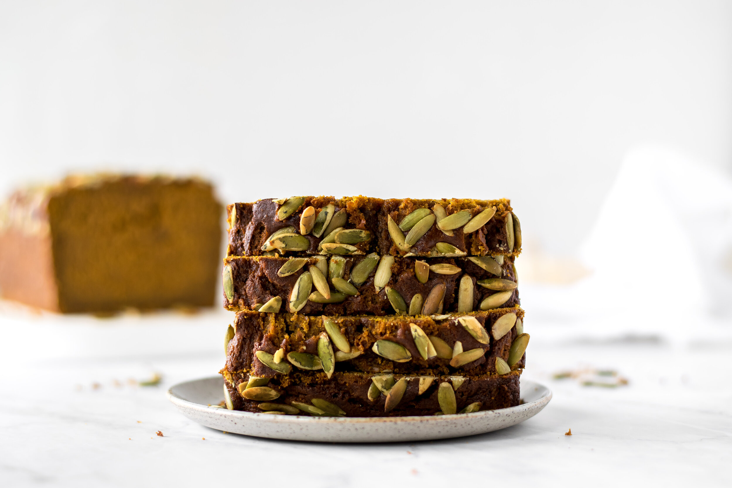 Maple Pumpkin Loaf | All Purpose Flour Child