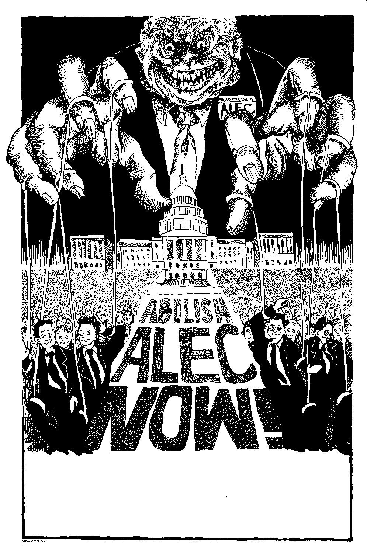 Anti-ALEC Teach-In