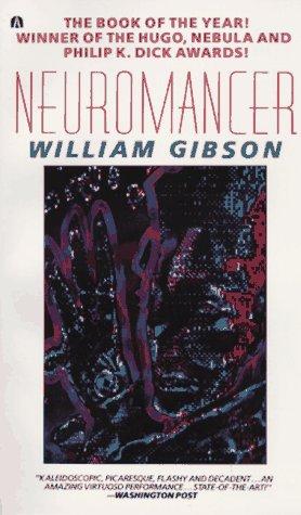 Neuromancer (cover)