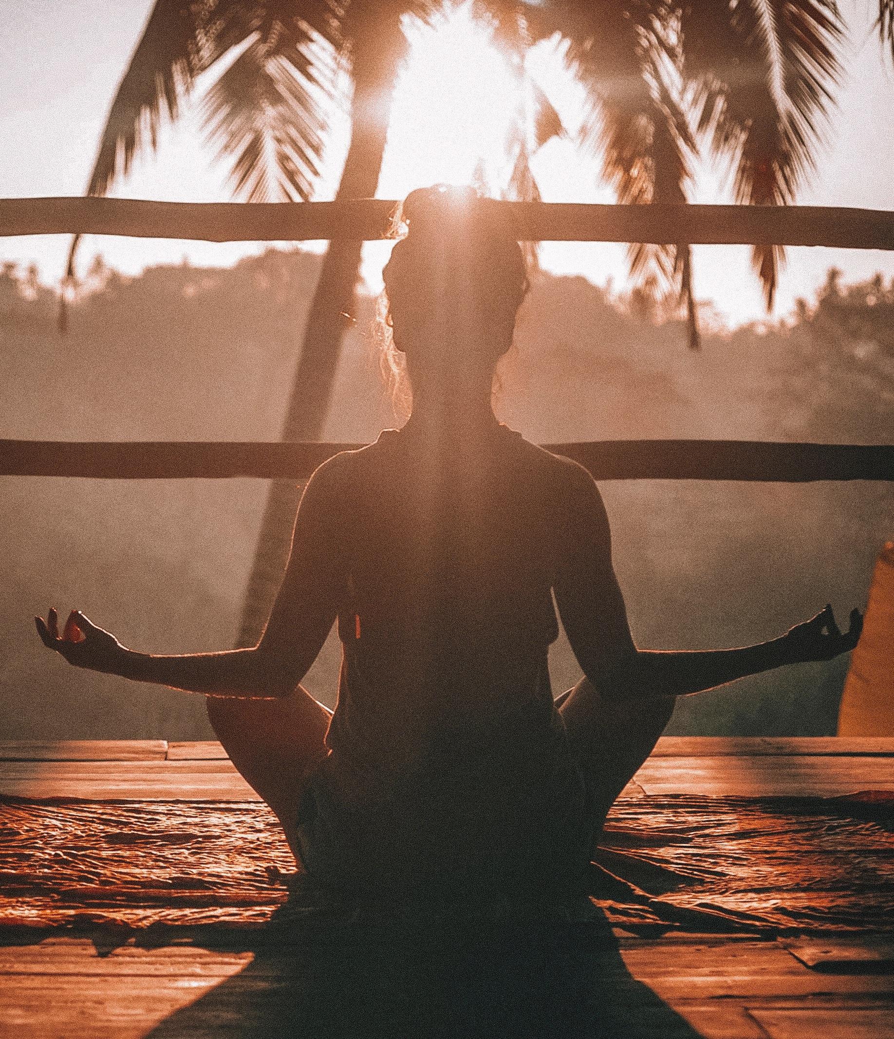 MEDITATION - Find your centre