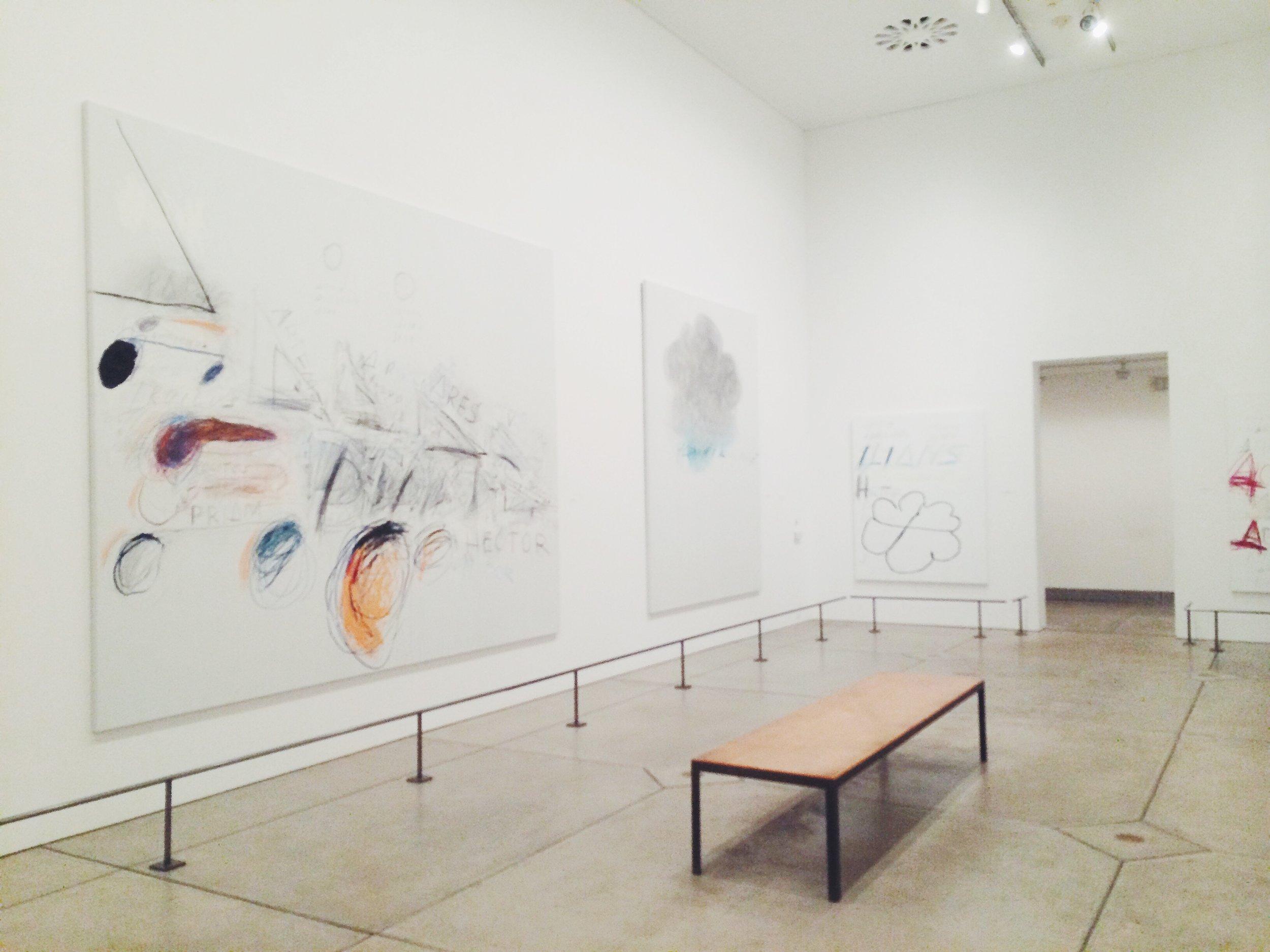 Cy Twombly / Philadelphia Museum of Art