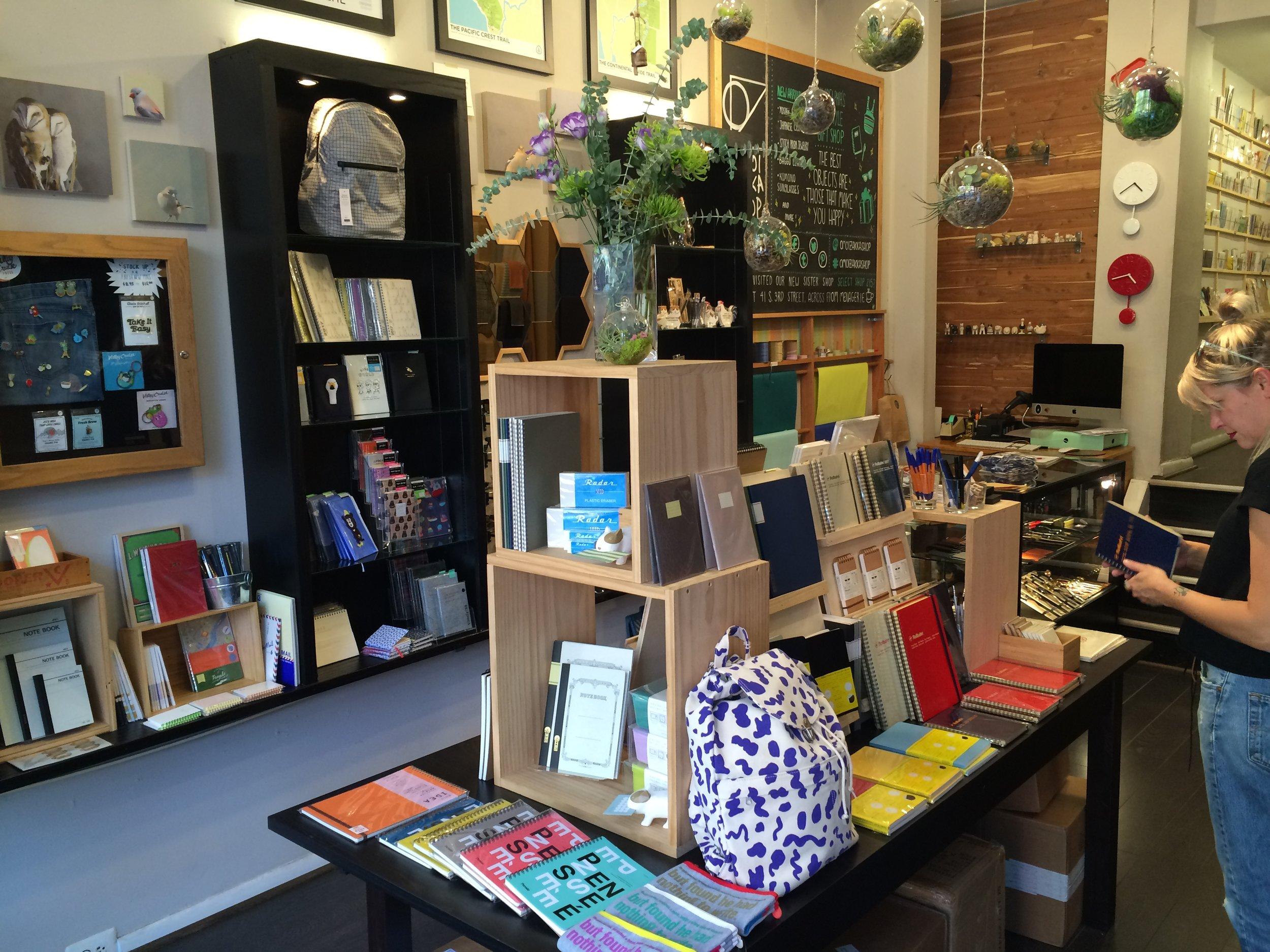 Omoi Zakka Shop / Philly, PA / USA