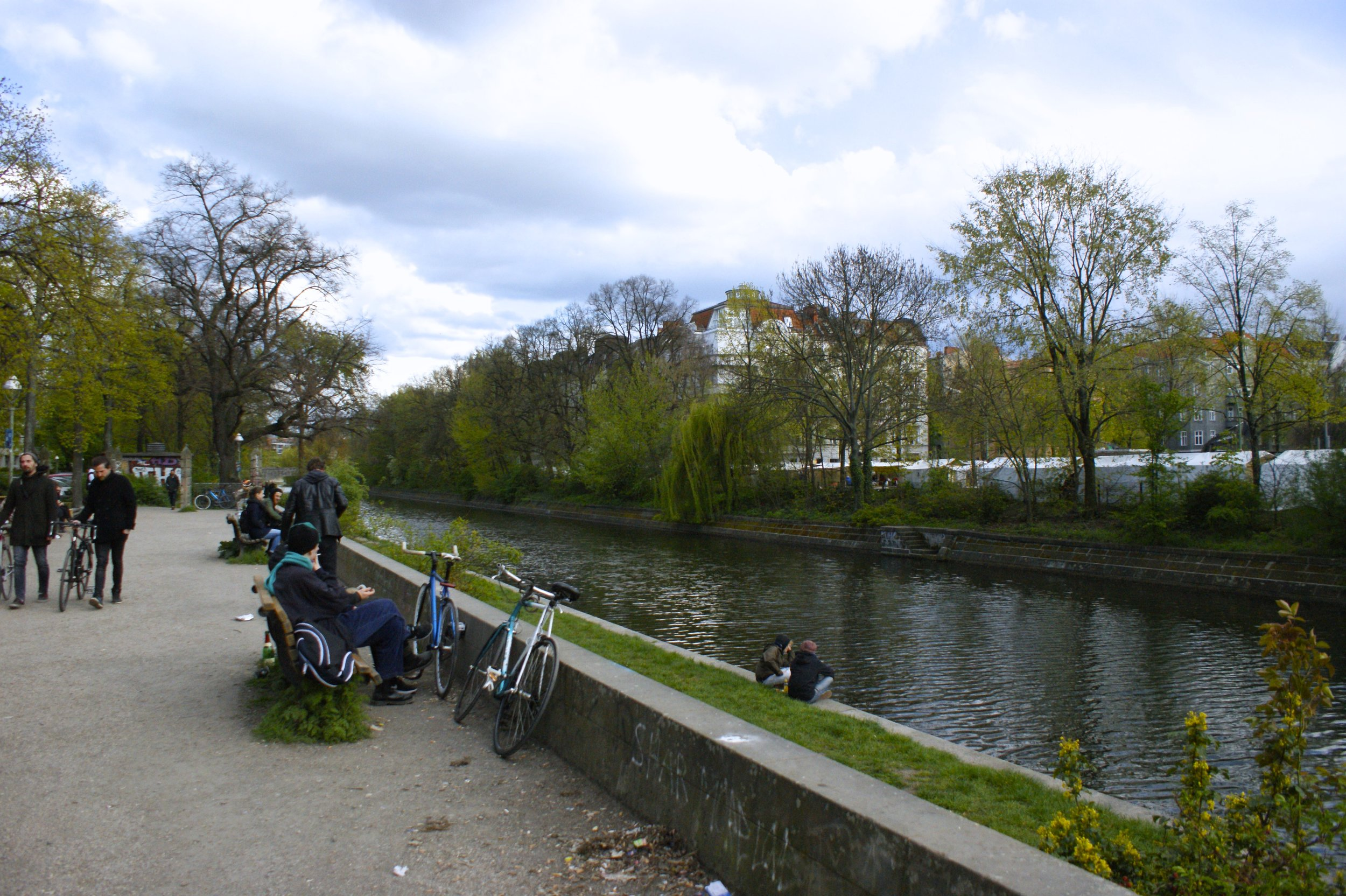 Kreuzberg, Berlin | Copyright Alexis Rockley, Local (Tourist)