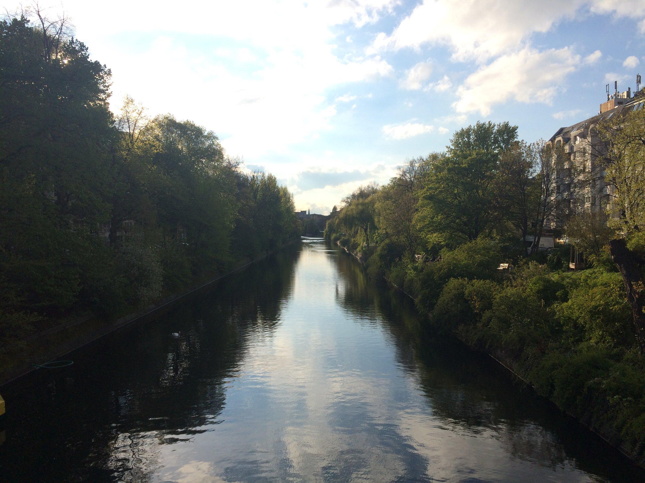 Spree Canal / Kreuzberg, Berlin / Germany |Copyright Alexis Rockley, Local (Tourist)