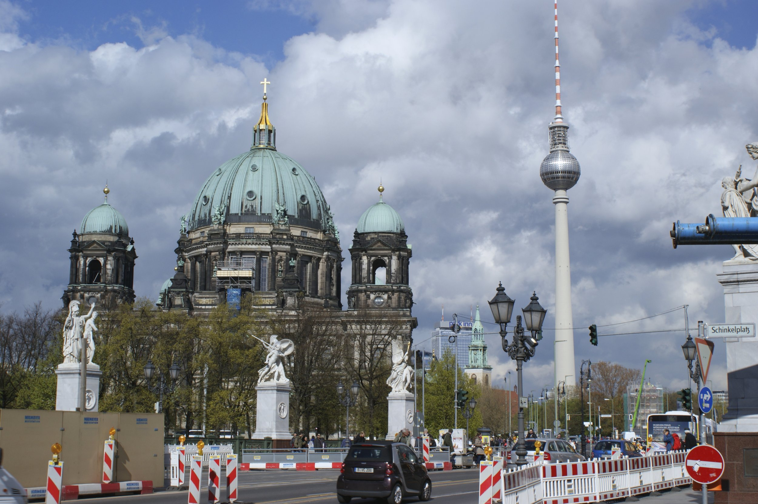 Berlin Cathedral Church / Berlin, Germany | Copyright Alexis Rockley, Local (Tourist)