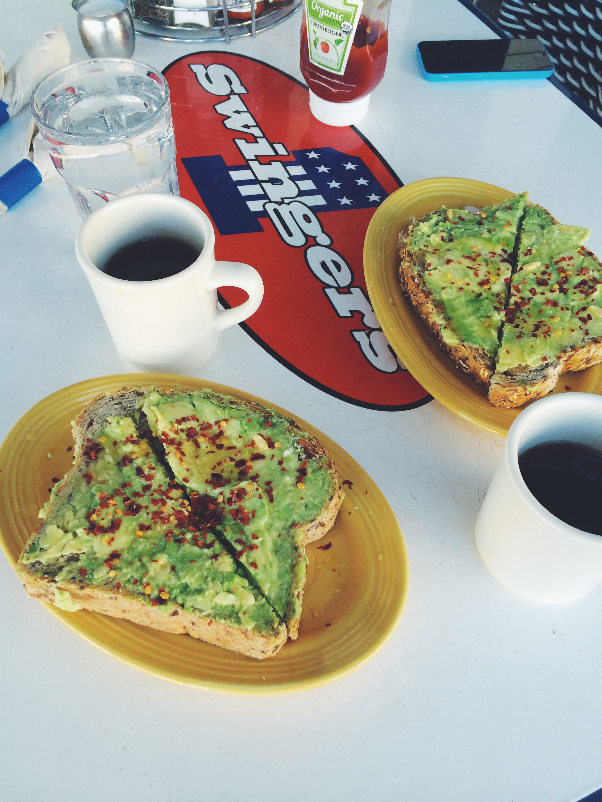 Swingers Cafe / Los Angeles, CA
