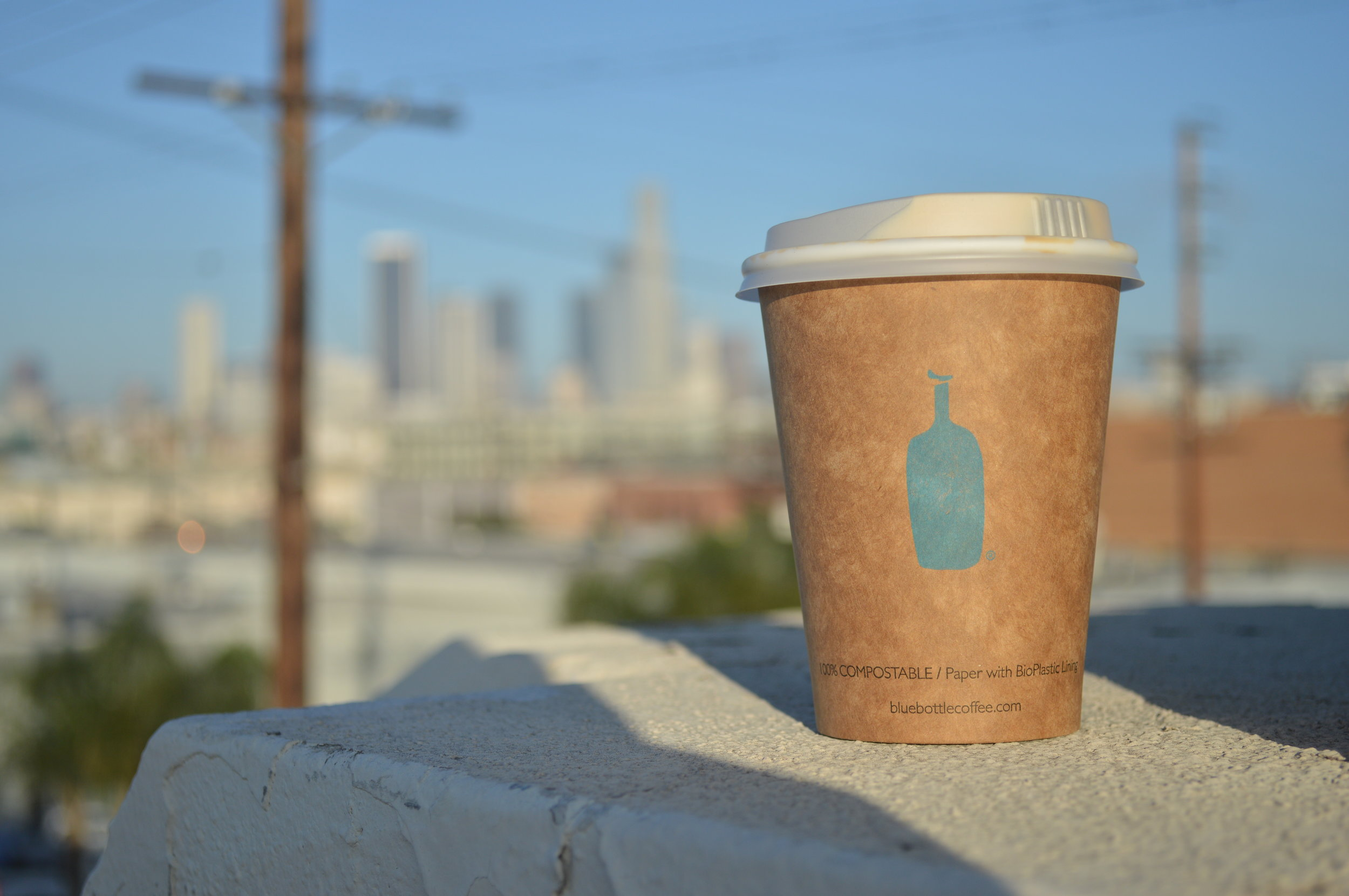 Blue Bottle Coffee / Los Angeles, CA / img cred: AJ Quon