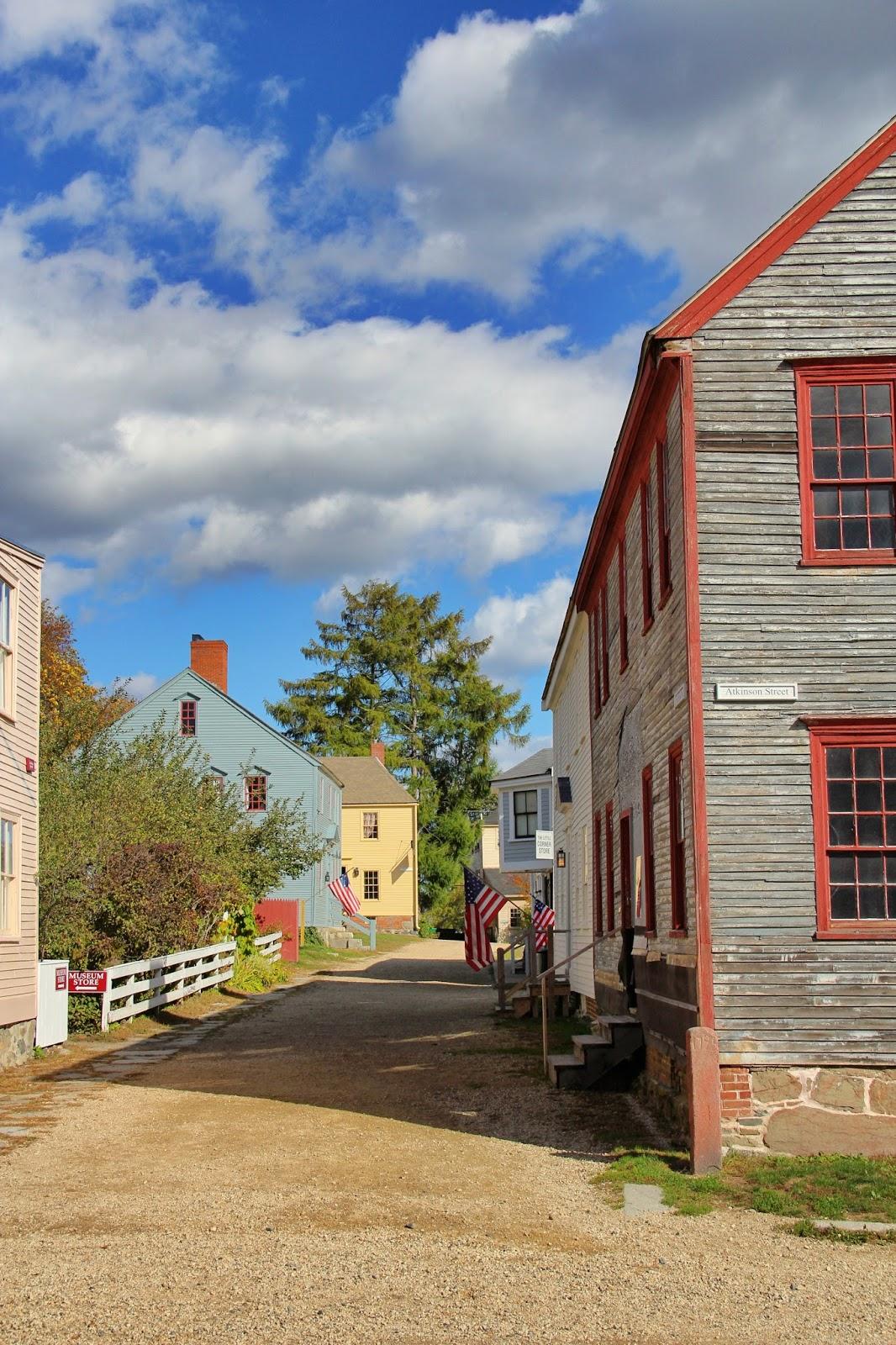 Strawbery Banke / Portsmouth, NH | img New England Living