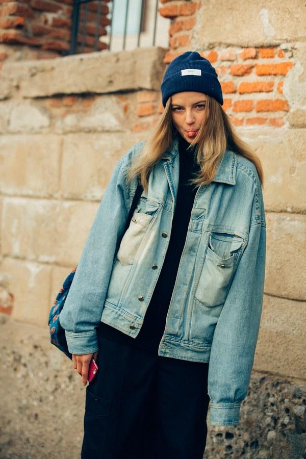Milan FW 2017 via Teen Vogue