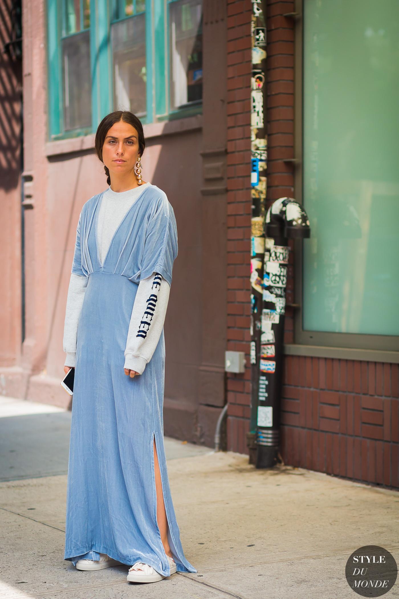 Erika Bouldrin via Style Du Monde