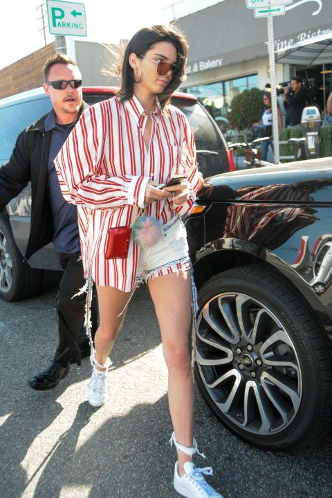 Kendall Jenner via elle.com