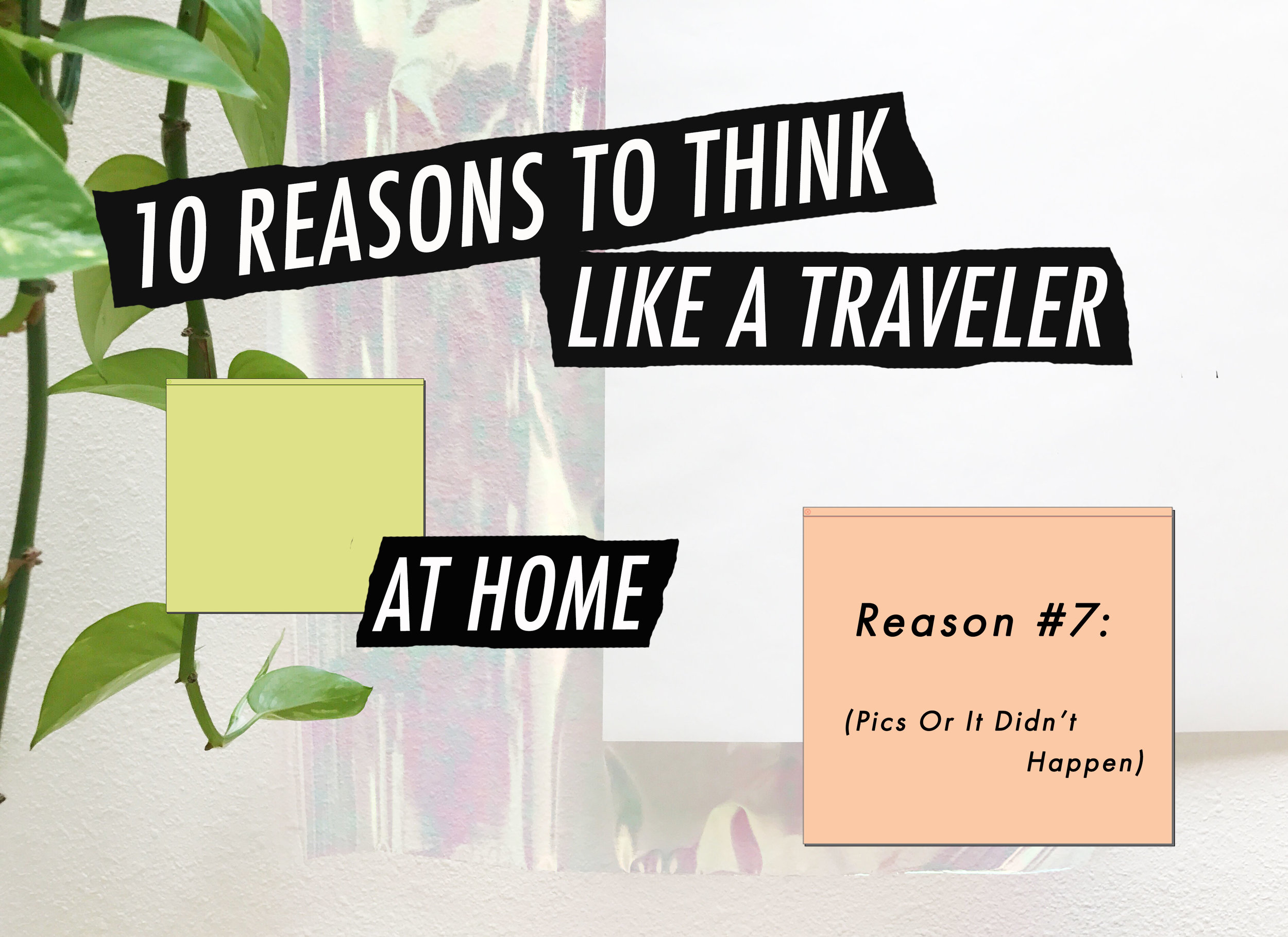 10 Reasons_Reason 7_Local(Tourist)