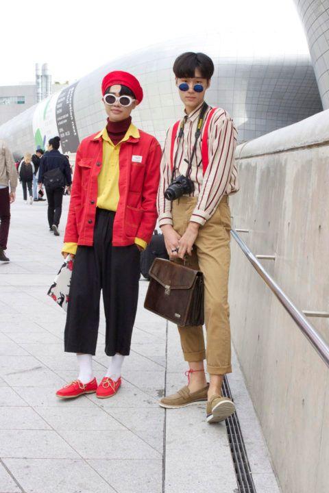 Seoul Fashion Week viaSt. Joseph Media