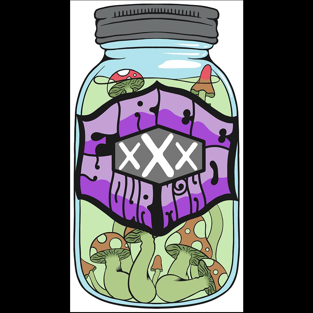 Shroomshine Jar