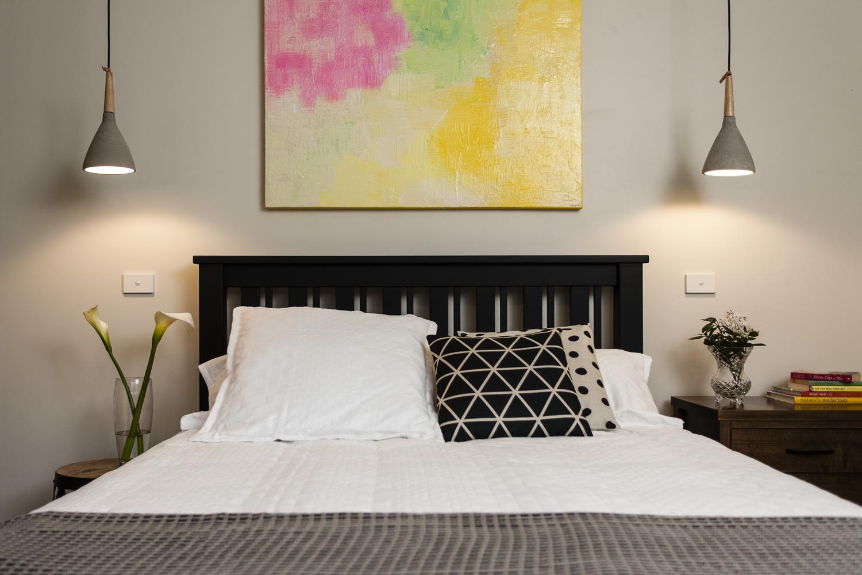 Chi B&B - Guest Room 1 - Queen Bed