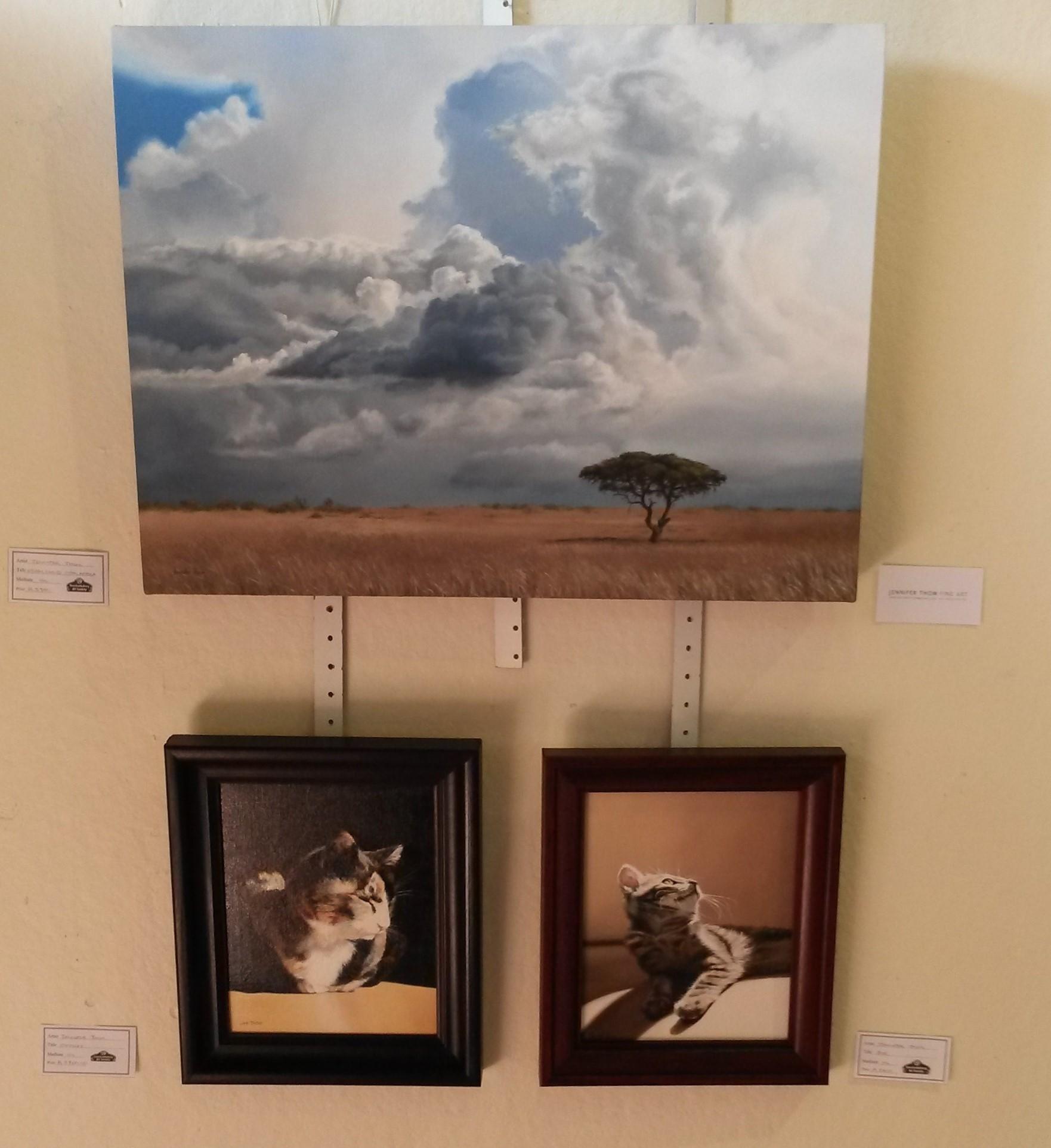 Constantiaberg Art Society Exhibition
