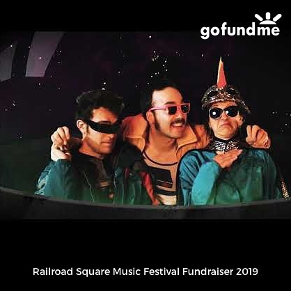 Help make the FREE @rsmfest possible this year by donating a few bucks today!  Click the link at www.railroadsquaremusicfestival.com/help. Thank you so much!