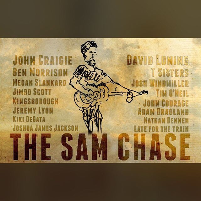 Tonight at @hopmonknovato !  @kcturnerpresents a benefit for @thesamchase .  I open the show at 7:30 - come on down!