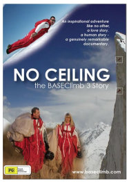 NO CEILING DVD