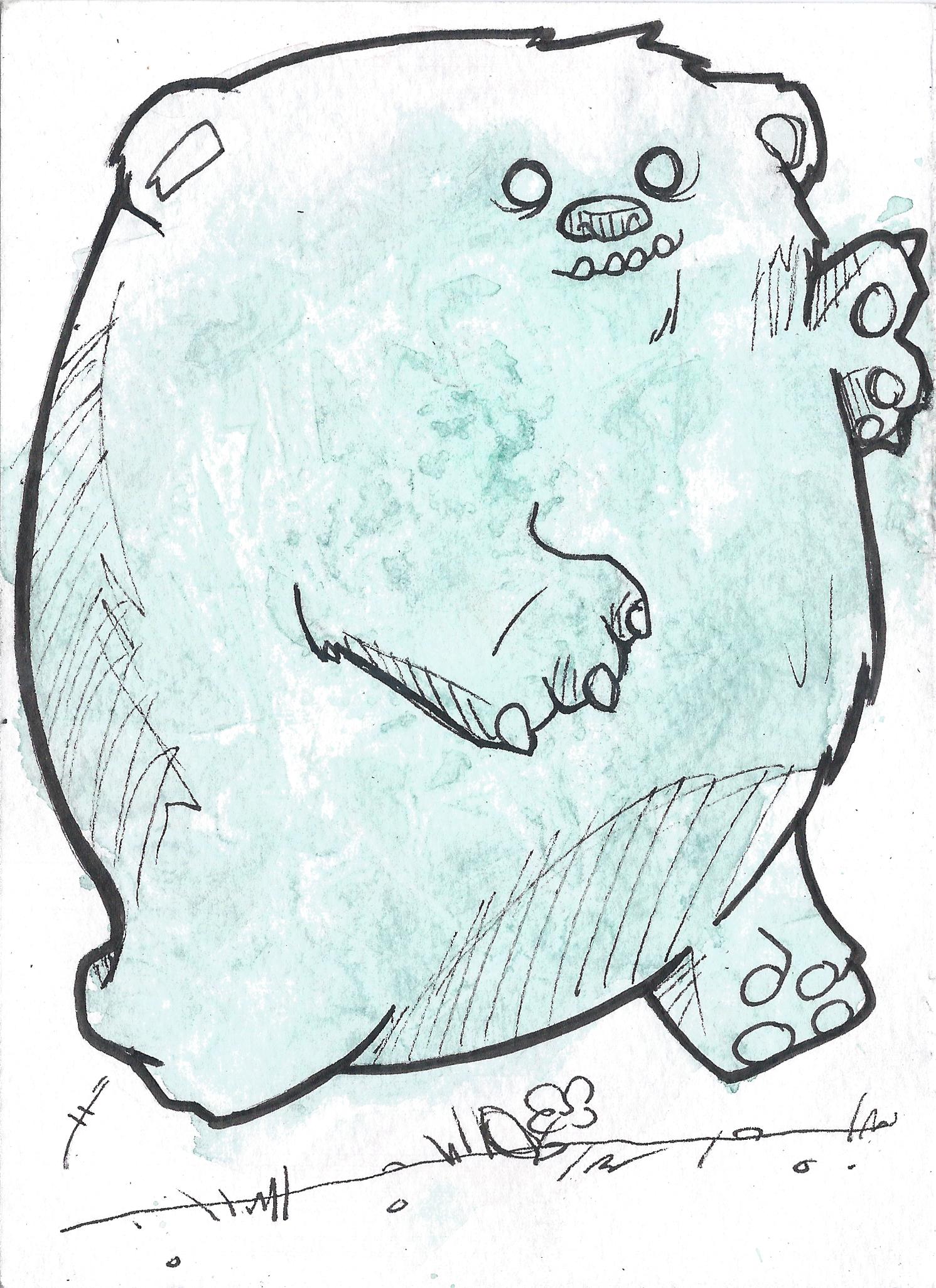 Hoppy Bear