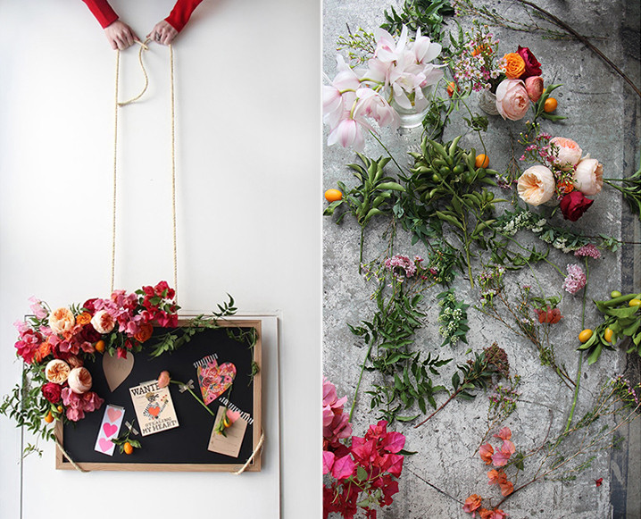 DIY Flower Project by Melissa Norton