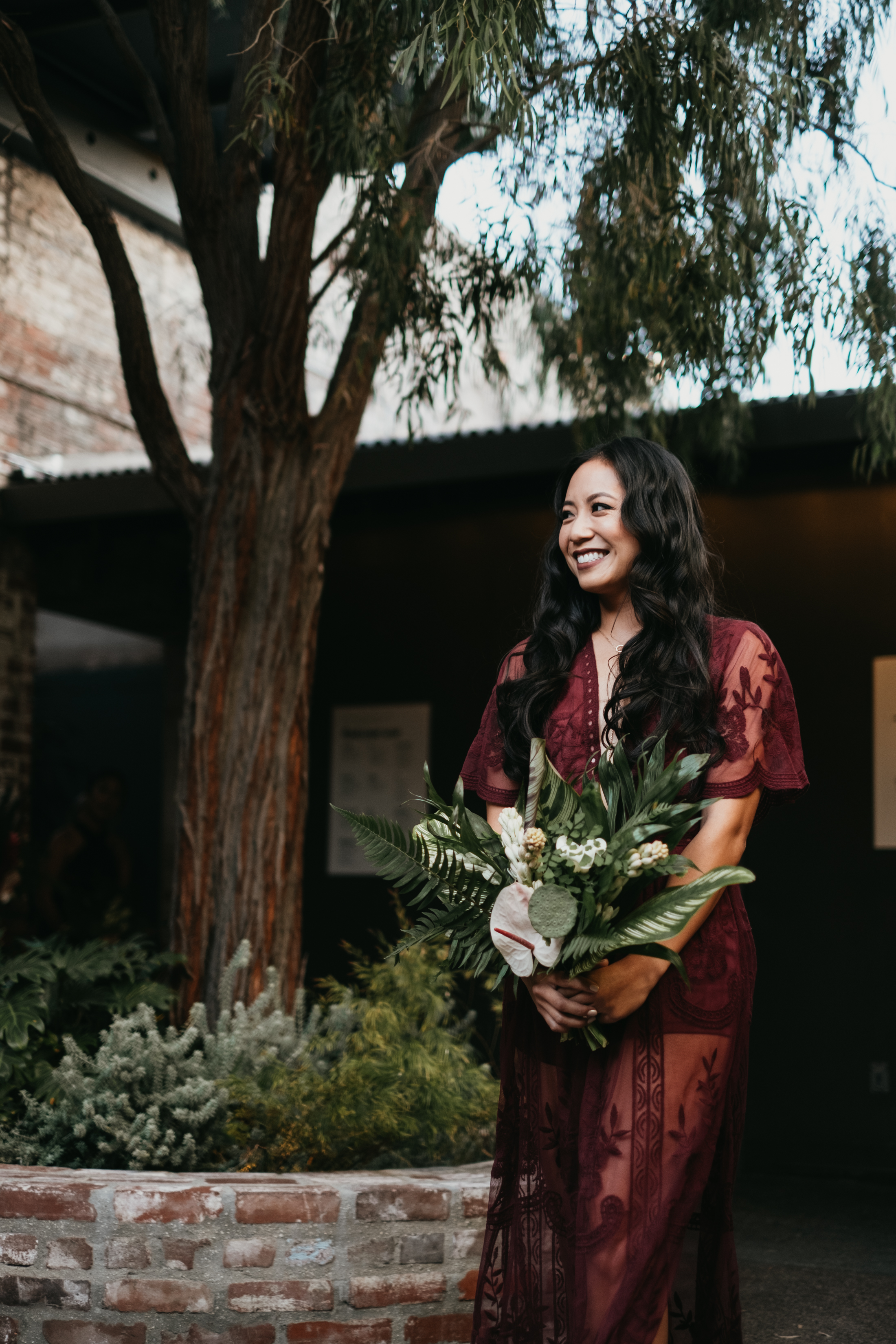 Dark_Tropical_Florals_Sibyl_Sophia_Bridesmaids_Bouquet.jpg