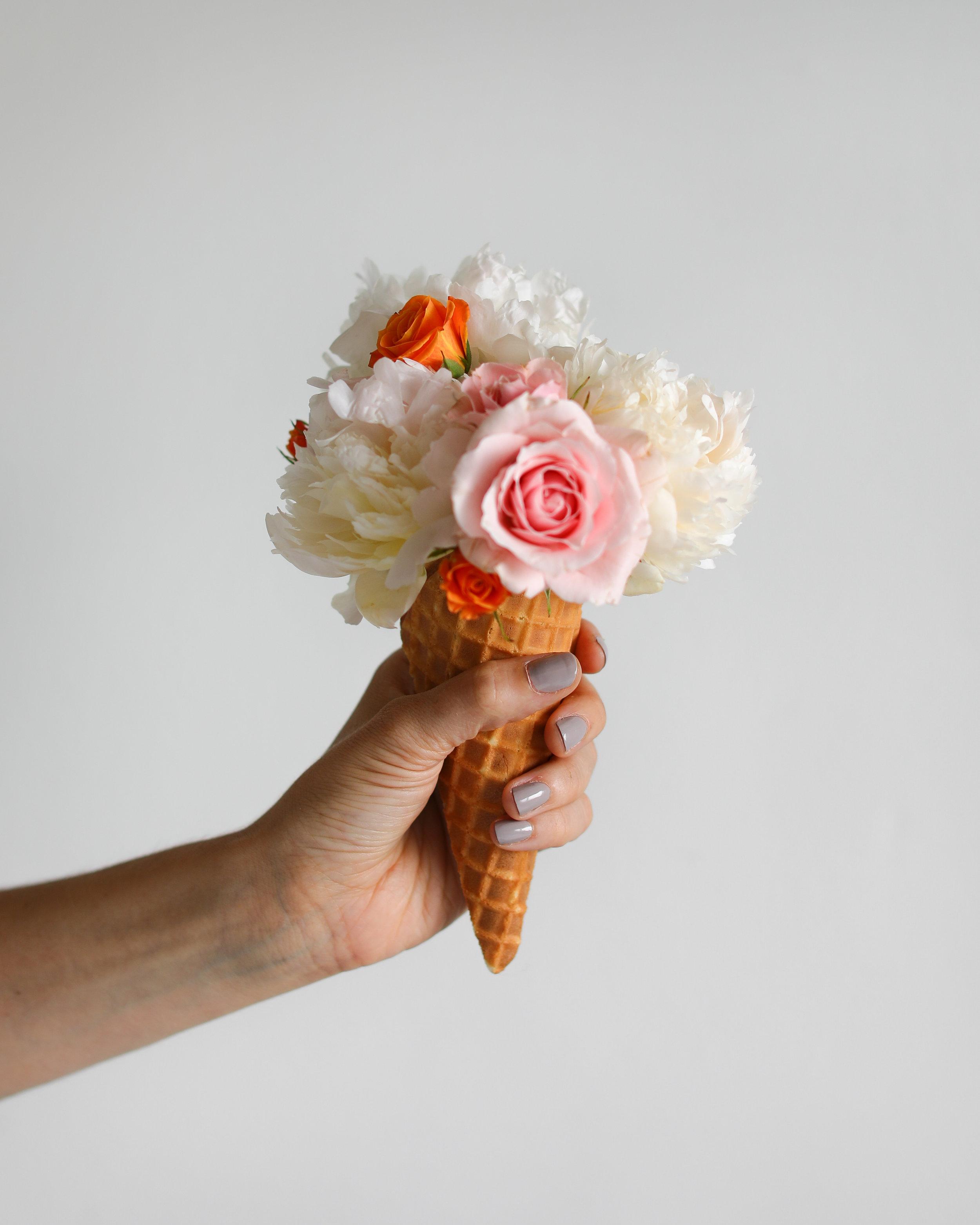 SibylSophia_Floral_Ice_Cream_Cone.jpg