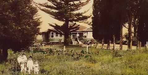 The Hale Hookipa Inn circa 1924