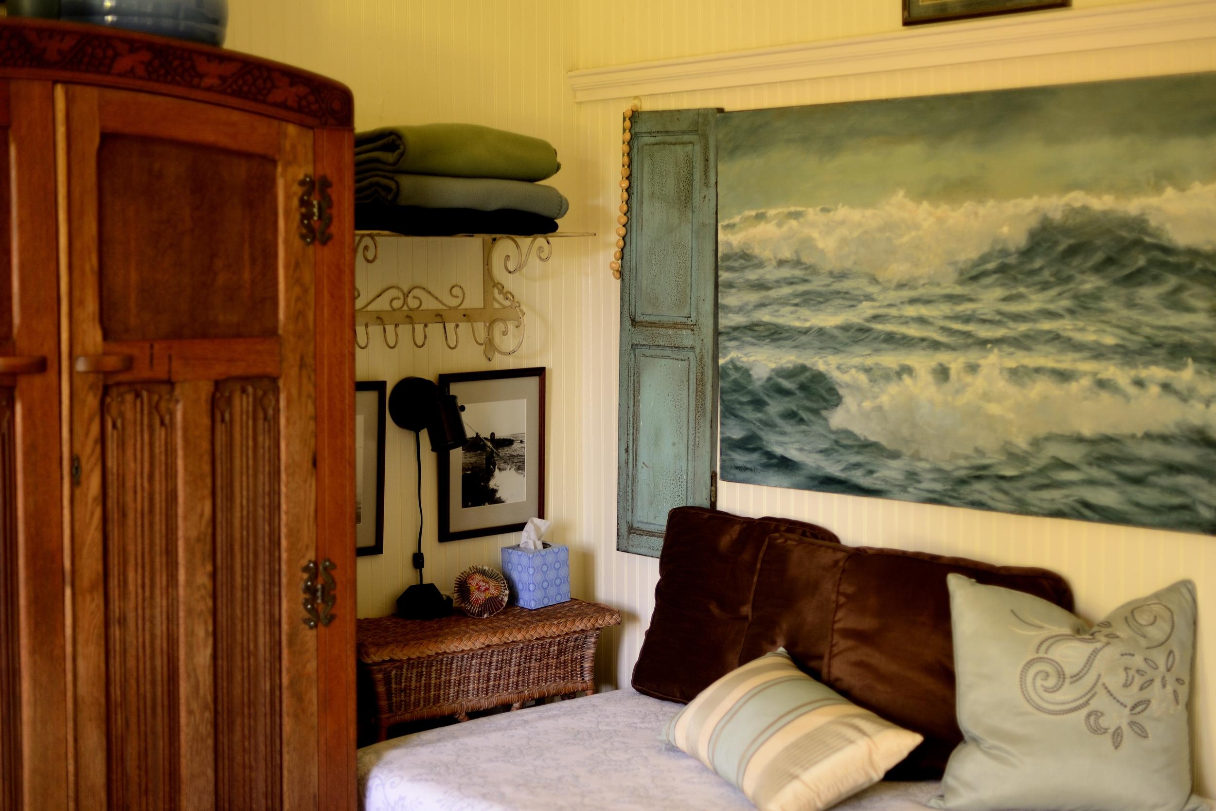 The Jasmine Room at the Hale Hookipa Inn, Maui, Hawaii