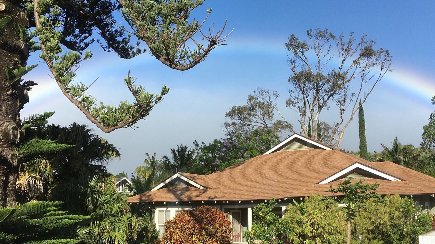 Makawao, Land of Rainbows and Blue Skies