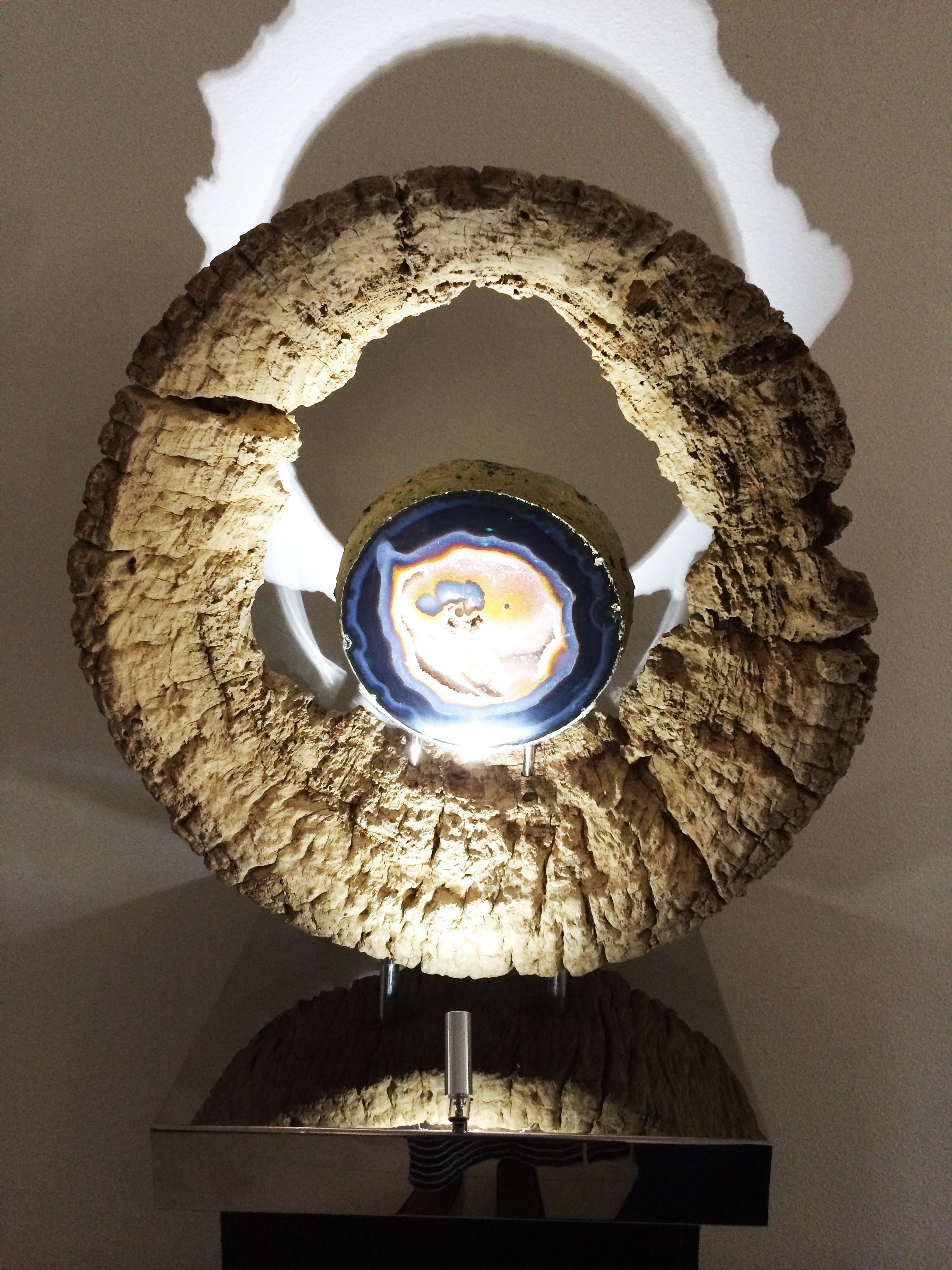 Energy Portal_Reclaimed Wood_Brazilian Agate Geode_Steel - 27x23x14 in - $7800.jpg