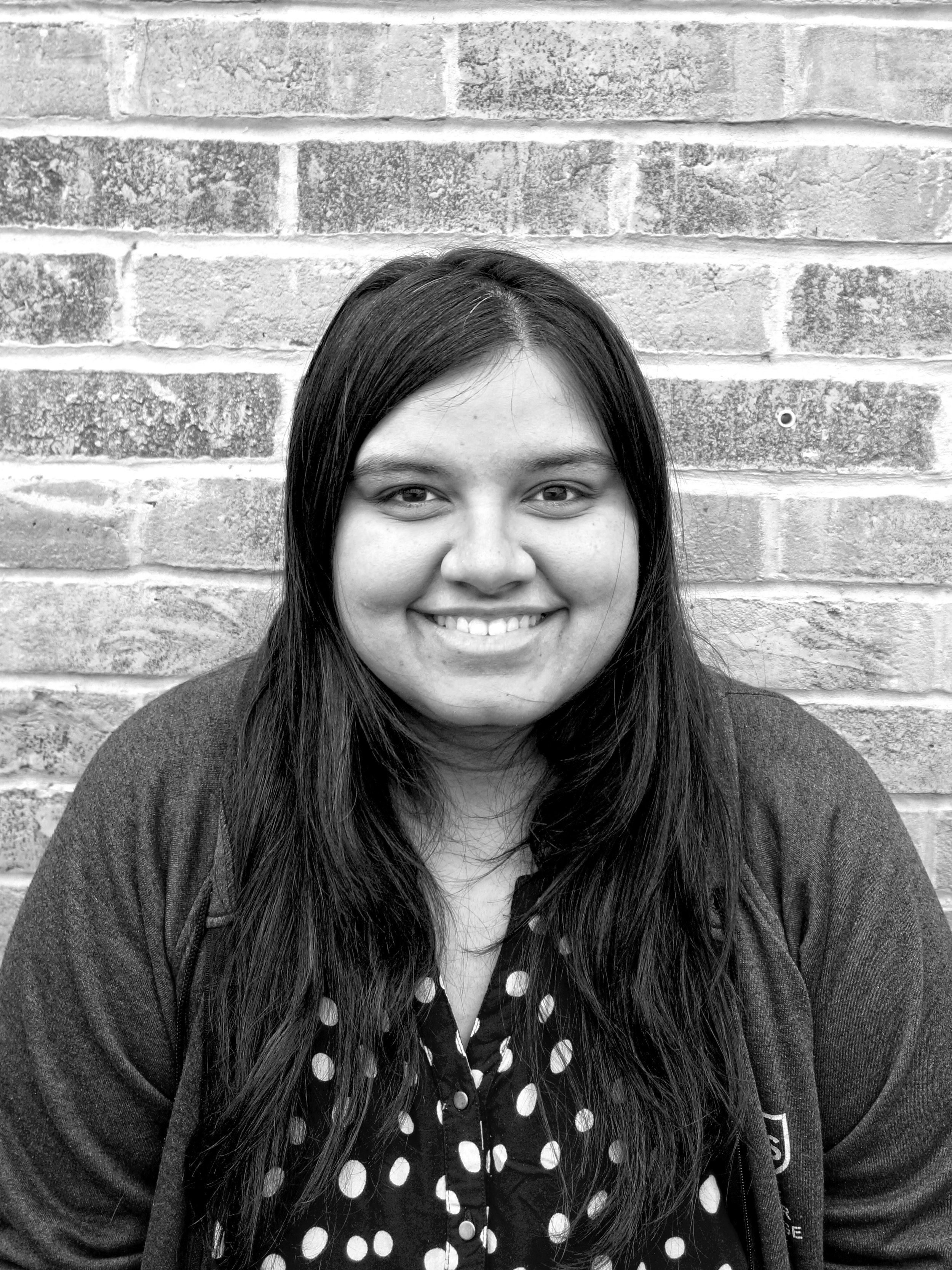 Urvashi Bohra - Assistant Producer