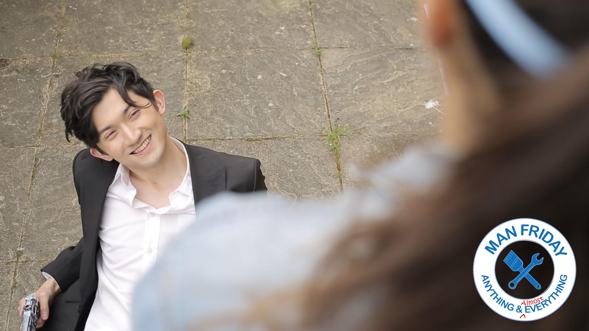 James Day as Matt, Photo by Grey Paper Crane