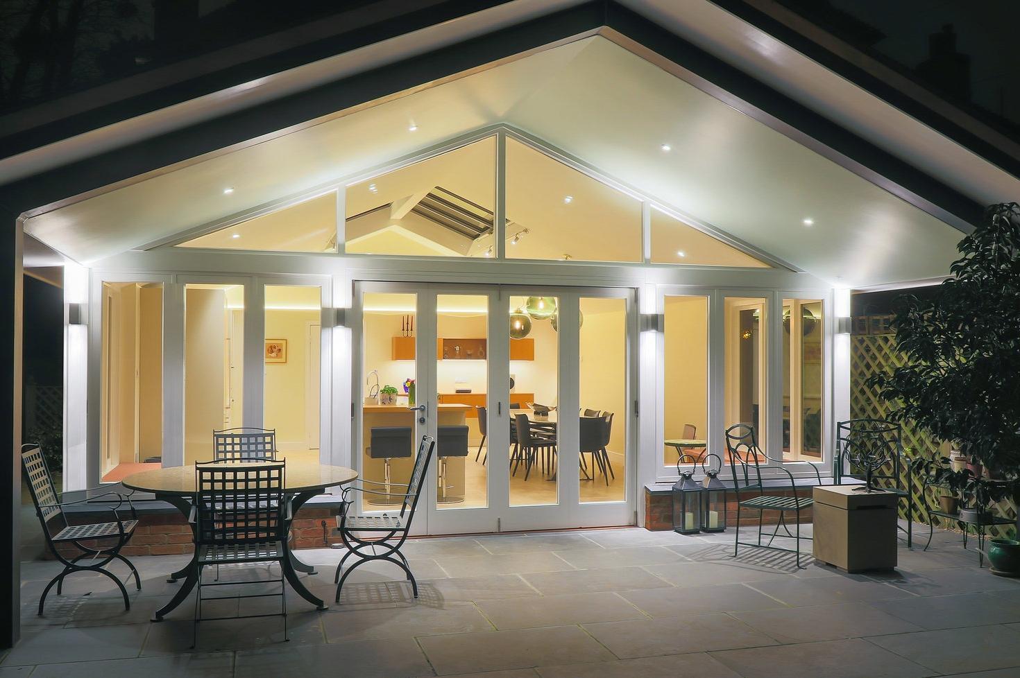Contemporary Kitchen Extension - Abingdon