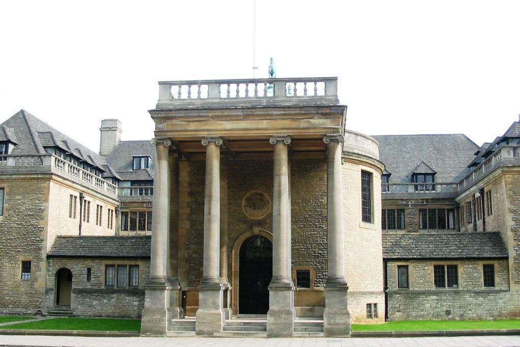 Rhodes House - Oxford