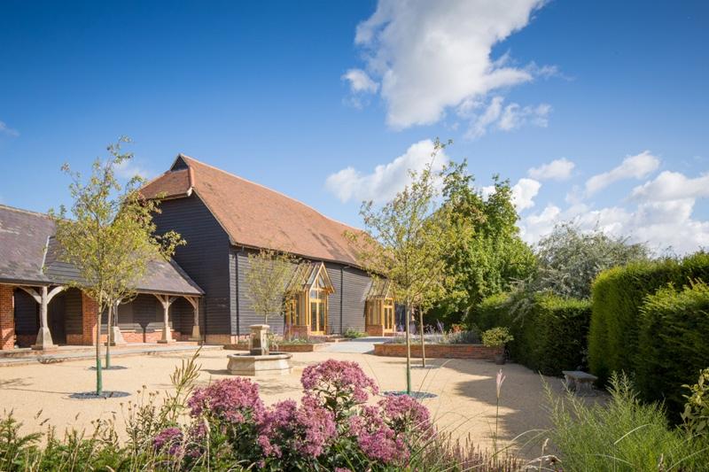 Great Barn - Micklefield Hall