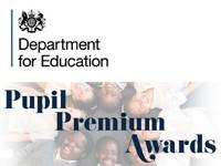 Department for Education Pupil Premium Awards