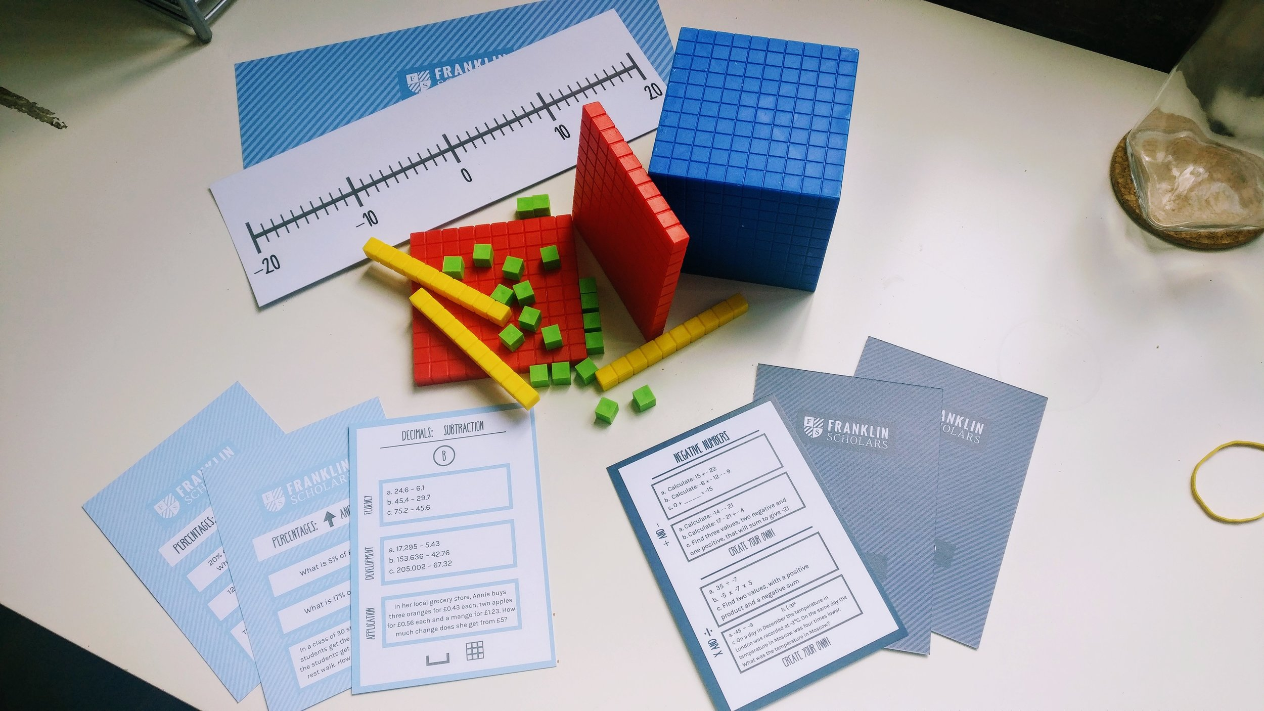 Our fantastic new numeracy resources!